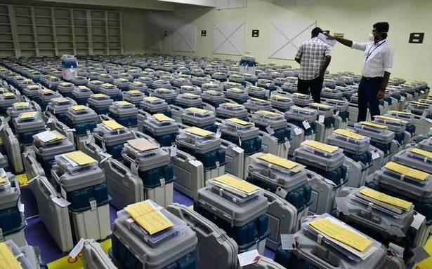 Sunday lockdown won't hit vote count in Tamil Nadu