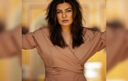 Sushmita's strong reply to Netizen who questions her for sending oxygen cylinders