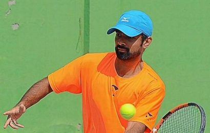 Tennis   Jeevan back on the pro Tour