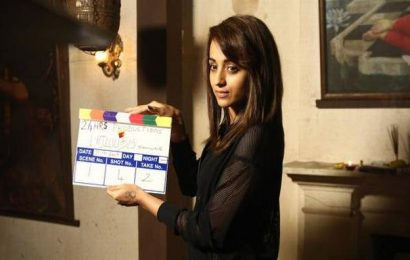 Trisha's 'Paramapadham Vilayattu' to premiere April 14 on Disney+ Hotstar