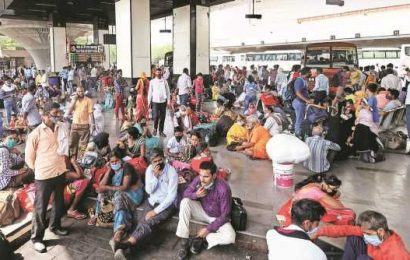 Uttar Pradesh government eases Covid curfew norms for industries, exam candidates