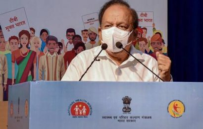 Vardhan launches initiative to spread awareness about nutrition
