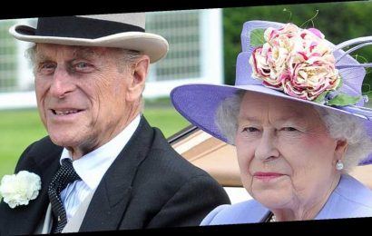 The Queen Reacts To Prince Philip's Death