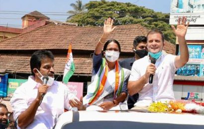 'It will be a hung assembly in Kerala'