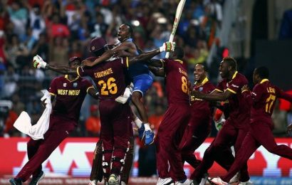 On this Day: Brathwaite hammered Stokes to take WI to World T20 title
