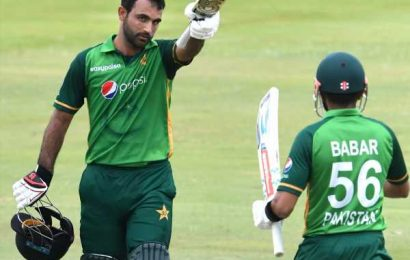 In-form Fakhar leads Pakistan to ODI series win over SA