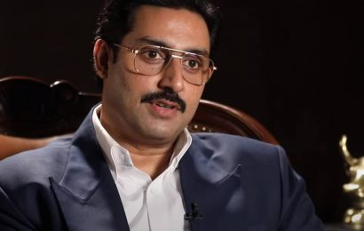 Abhishek Bachchan has a witty reply as Scam 1992 fan asks why he should watch The Big Bull