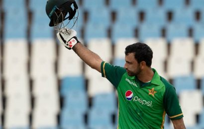 In-form Fakhar Zaman leads Pakistan to ODI series win vs South Africa