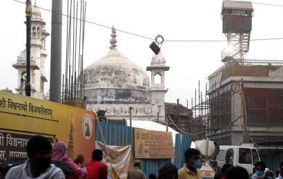 BJP MLA backs Varanasi court order, says Gyanwapi mosque will be removed