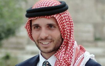 Jordan's Prince Hamza pledges allegiance to king after mediation