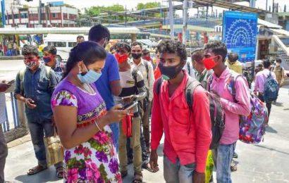 Normal life hit in Karnataka as transport workers strike; CM doesn't rule out invoking ESMA