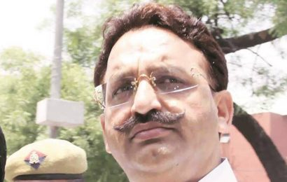 Papers of ambulance in which Mukhtar Ansari went to Mohali court 'fake', FIR lodged: UP police