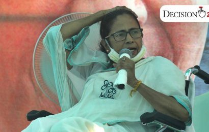 'Don't let anyone divide your votes': Mamata urges 'minority community' in Bengal