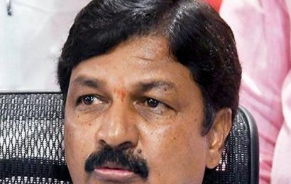 Ramesh Jarkiholi tests positive for COVID-19, claims minister