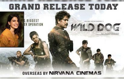 Samantha review on Wild Dog: I got a Hollywood style