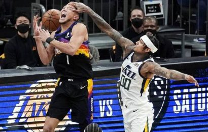 NBA | Suns pip Jazz in clash of top two teams