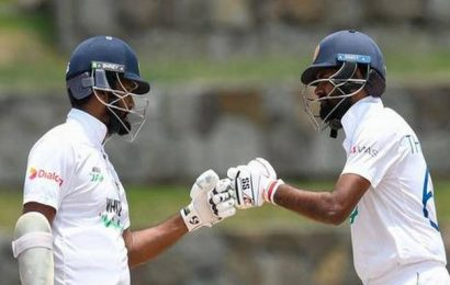 West Indies, Sri Lanka draw 2nd Test to share series