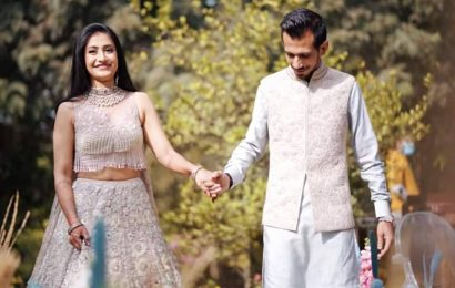 'When two hilarious energetic people come together': Dhanashree Verma-Yuzvendra Chahal share their wedding film