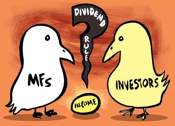 Dividend rule: MFs vs SEBI