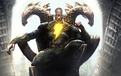 Dwayne Johnson starts filming for Black Adam, calls it 'history in the making'
