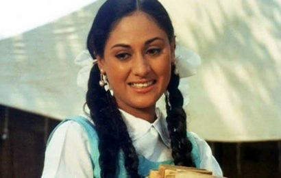 On Jaya Bachchan's birthday, here's revisiting Guddi: The glam world of movies that continues to bedazzle us