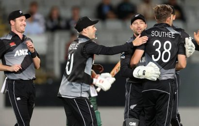 New Zealand blow away Bangladesh by 65 runs in final T20I, clean sweep series