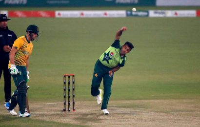 Pakistan replaces injured Shadab Khan with Zahid Mahmood for T20Is against Zimbabwe