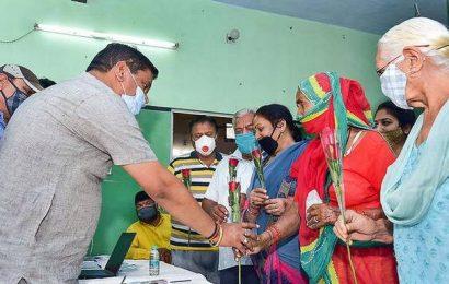CM Gehlot flags vaccine shortage in Rajasthan, seeks immediate supply