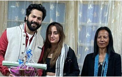 Varun Dhawan, wife Natasha Dalal donate Rs 1 lakh for fire victims in Arunachal Pradesh