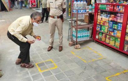 Coronavirus | Bengaluru police intensify patrolling to enforce new restrictions