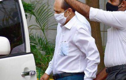 Ambani home bomb scare case   Sachin Vaze's NIA custody extended till April 9