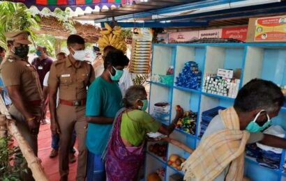 'Anbu Suvar' set up to help the needy in Thuraiyur