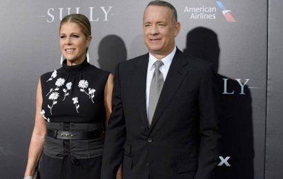 'Love wins': Rita Wilson and Tom Hanks celebrate 33 years of marriage
