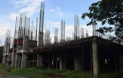 'Stalled projects' completion is stimulus'