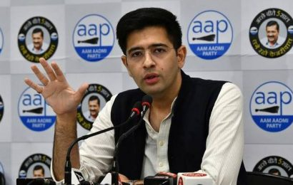 213 MT of oxygen provided to hospitals on May 3: AAP's Raghav Chadha