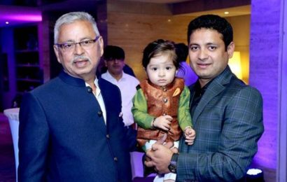 'Lost my pillar of strength': India spinner Piyush Chawla's father passes away due to Covid-19