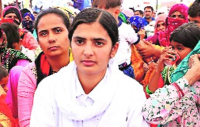 At 24, she is the face of farmer agitation in 58 Haryana villages