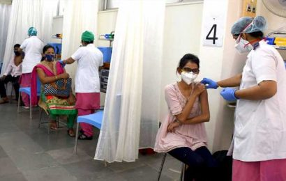 BMC opens vaccination booking slots for all adults