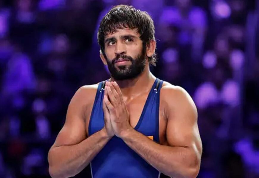 Bajrang Punia to miss ranking tournament in Poland, opts for training in Russia
