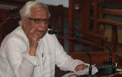 Bengal: Covid positive, ex-CM Buddhadeb hospitalised