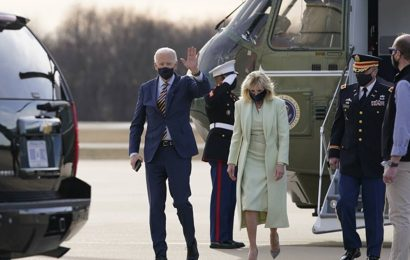 Bidens paid 25.9 pc rate and earned USD 607,336, tax returns show