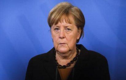 Build political majority vs climate change, says German Chancellor Angela Merkel