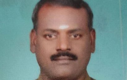 COVID-19 claims life of police head constable in Madurai