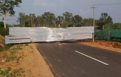 COVID-19: monitoring intensified at T.N.-Karnataka border in Talavadi