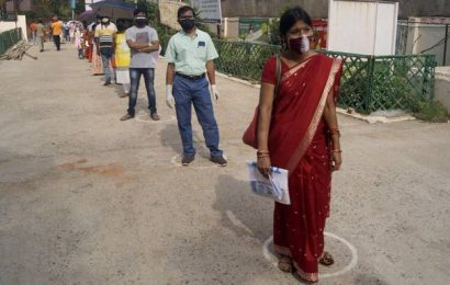 COVID-19 surge: Odisha's total active patients now above one lakh