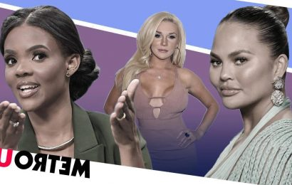 Candace Owens launches attack on Chrissy Teigen over Courtney Stodden tweets