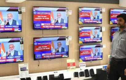 Centre asks private news channels to display four new helpline numbers