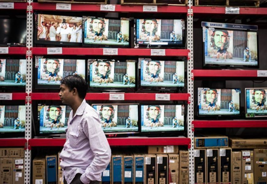 Centre to set up  'BBC-like' channel to push India view