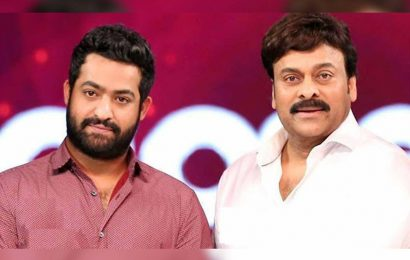Chiranjeevi reveals updates about NTR's health condition