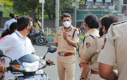 Cops often deployed for high-risk duties: Maharashtra Police report over 6,300 cases, 71 deaths in last one month